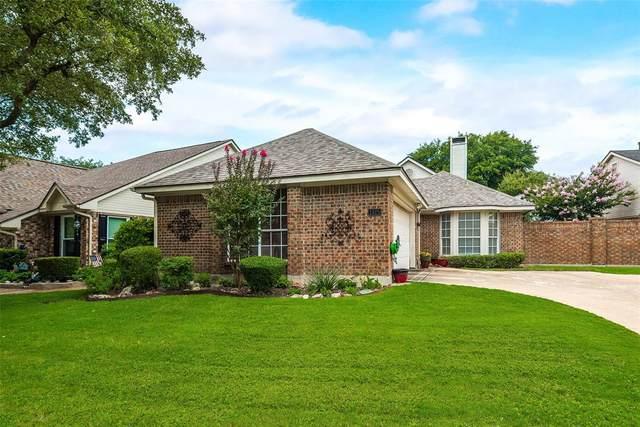 1325 Kittery Drive, Plano, TX 75093 (MLS #14363330) :: Baldree Home Team