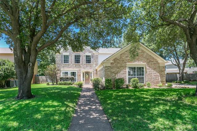 3429 Glade Creek Drive, Hurst, TX 76054 (MLS #14363387) :: Tenesha Lusk Realty Group