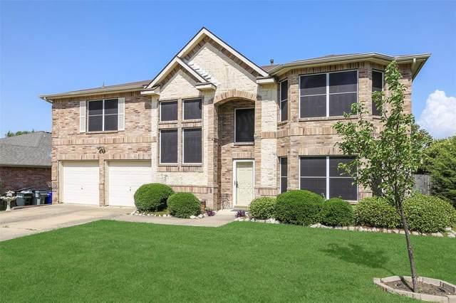 1102 Bainbridge Lane, Forney, TX 75126 (MLS #14363434) :: The Kimberly Davis Group