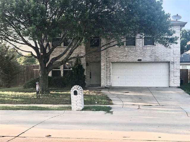 8109 Montecito Drive, Denton, TX 76210 (MLS #14363475) :: Team Tiller