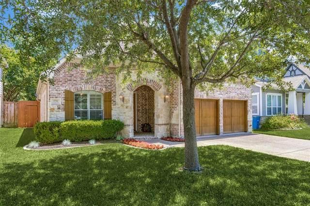 5710 Llano Avenue, Dallas, TX 75206 (MLS #14363517) :: Baldree Home Team