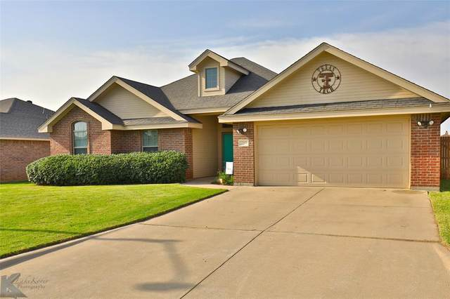 257 Sugarloaf, Abilene, TX 79602 (MLS #14363530) :: Team Hodnett