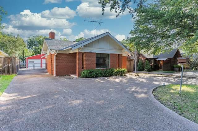 4026 Modlin Avenue, Fort Worth, TX 76107 (MLS #14363576) :: Team Tiller