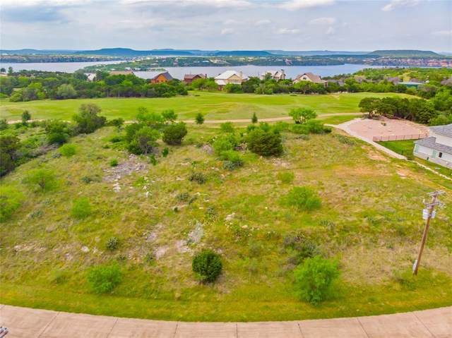 Lot218 Oak Tree Drive, Graford, TX 76449 (MLS #14363657) :: Real Estate By Design