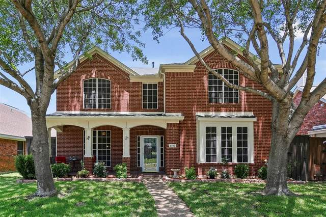 5780 Crestwood Lane, The Colony, TX 75056 (MLS #14363721) :: The Kimberly Davis Group