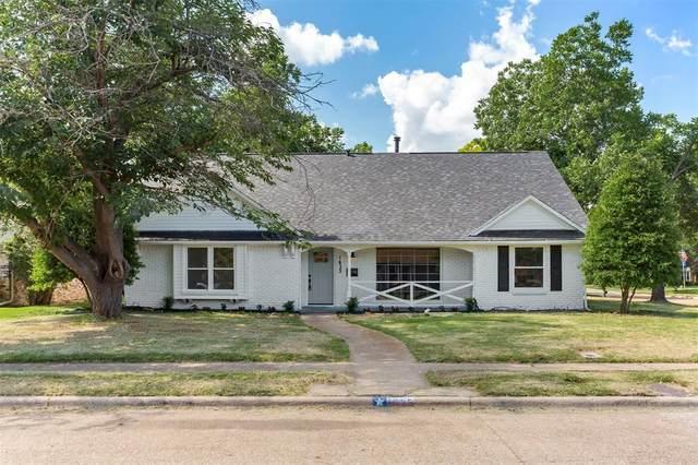 1625 Mapleton Drive, Dallas, TX 75228 (MLS #14363731) :: The Daniel Team
