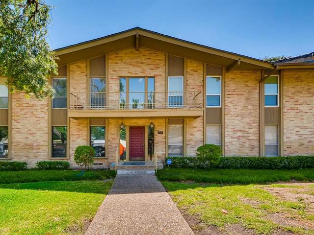 11310 Park Central Place C, Dallas, TX 75230 (MLS #14363830) :: Results Property Group