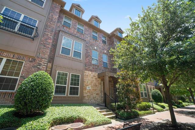 3940 Asbury Lane, Addison, TX 75001 (MLS #14363868) :: Team Hodnett