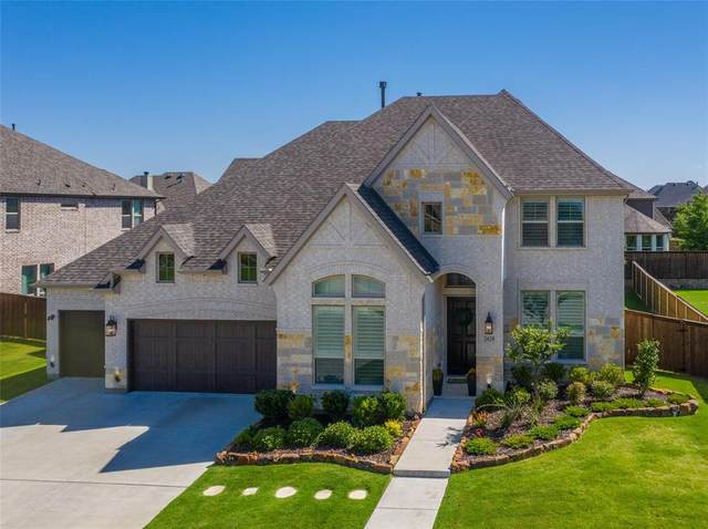 2620 Seabiscuit Road, Celina, TX 75009 (MLS #14363878) :: The Kimberly Davis Group