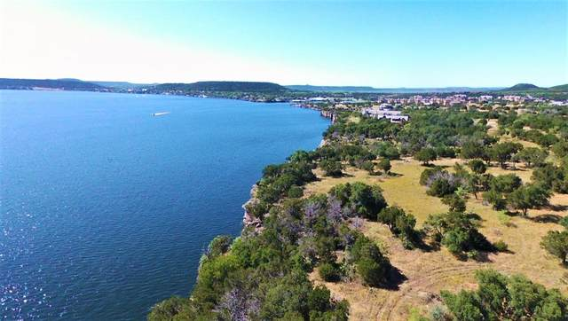 1180 Sunset Ridge, Possum Kingdom Lake, TX 76449 (MLS #14363895) :: The Chad Smith Team