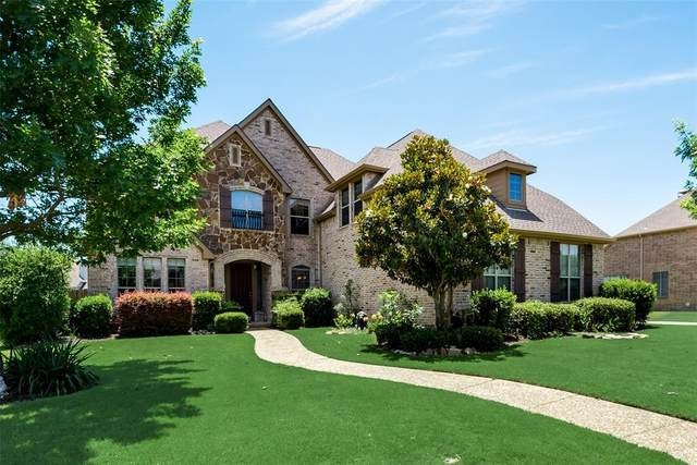 404 Northshore Court, Keller, TX 76248 (MLS #14363981) :: Team Tiller
