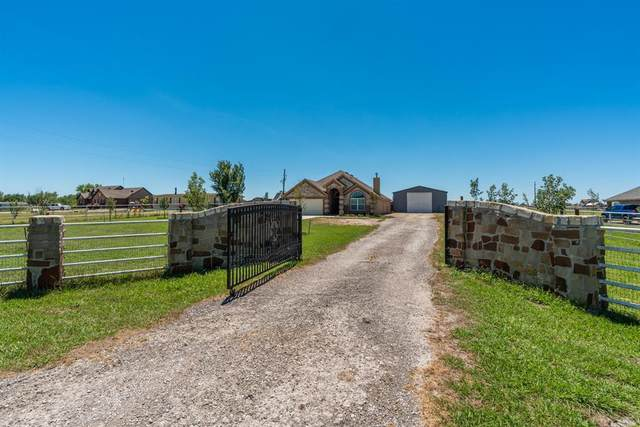 1344 Private Road 2739, Caddo Mills, TX 75135 (MLS #14364031) :: The Kimberly Davis Group