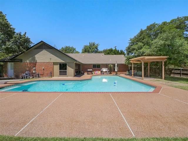3610 Oak Tree Lane, Midlothian, TX 76065 (MLS #14364070) :: The Hornburg Real Estate Group