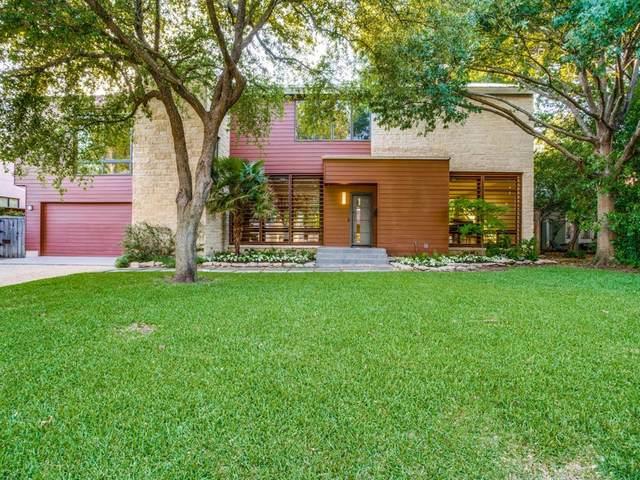 4411 Pomona Road, Dallas, TX 75209 (MLS #14364168) :: Frankie Arthur Real Estate