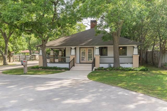 705 Granbury Street, Cleburne, TX 76033 (MLS #14364186) :: ACR- ANN CARR REALTORS®