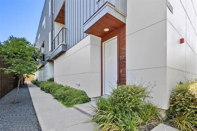 5705 Bryan Parkway #10, Dallas, TX 75206 (MLS #14364216) :: Robbins Real Estate Group