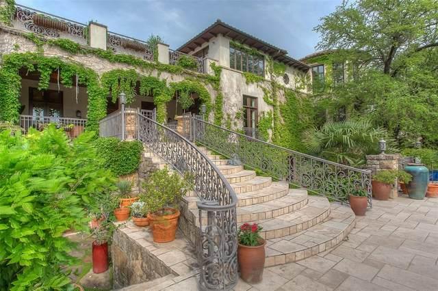 44 Valley Ridge Road, Westover Hills, TX 76107 (MLS #14364218) :: Trinity Premier Properties