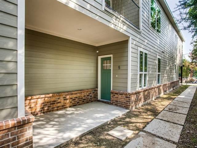 316 N Henderson Avenue #5, Dallas, TX 75214 (MLS #14364230) :: The Kimberly Davis Group