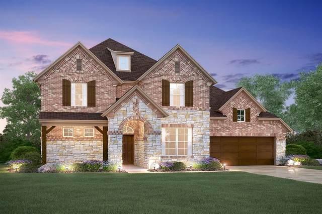 10121 Lakemont Drive, Fort Worth, TX 76131 (MLS #14364258) :: Team Tiller