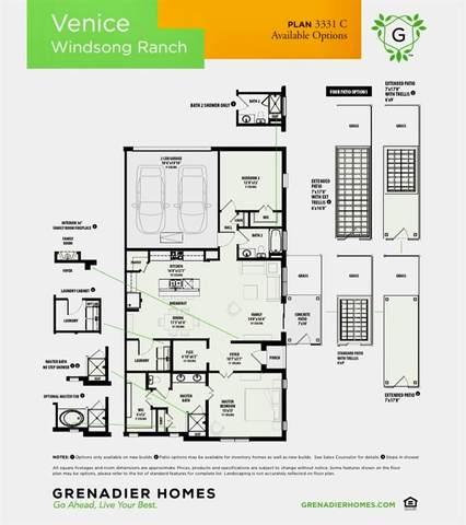 1050 Foxglove Lane, Prosper, TX 75078 (MLS #14364262) :: Real Estate By Design