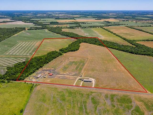 9656 County Road 4911, Ladonia, TX 75449 (MLS #14364479) :: The Kimberly Davis Group