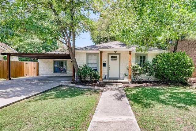 3812 Oaklawn Drive, Fort Worth, TX 76107 (MLS #14364500) :: Tenesha Lusk Realty Group