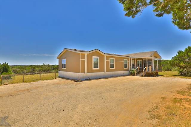 374 County Road 685 A, Tuscola, TX 79562 (MLS #14364501) :: The Daniel Team