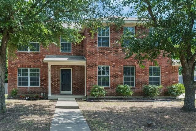 3641 Smoketree Drive, Rockwall, TX 75032 (MLS #14364531) :: Team Tiller