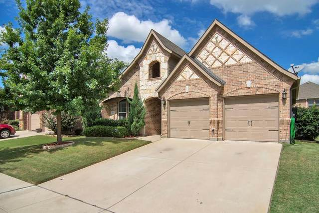 9824 Mullins Crossing Drive, Fort Worth, TX 76126 (MLS #14364544) :: The Heyl Group at Keller Williams