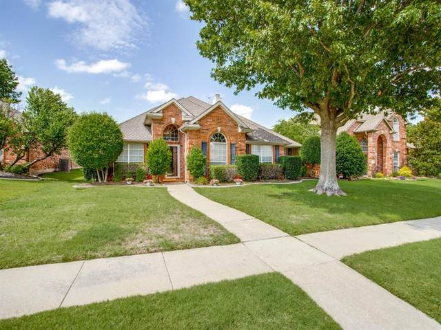 2405 Trailwest Lane, Plano, TX 75025 (MLS #14364576) :: Baldree Home Team
