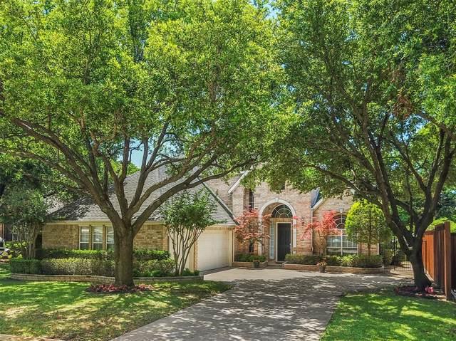 613 Somerset Drive, Flower Mound, TX 75028 (MLS #14364592) :: Baldree Home Team