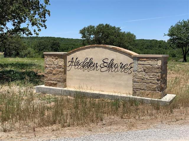 TBD Hidden Shores Dr, Cisco, TX 76437 (MLS #14364597) :: The Daniel Team