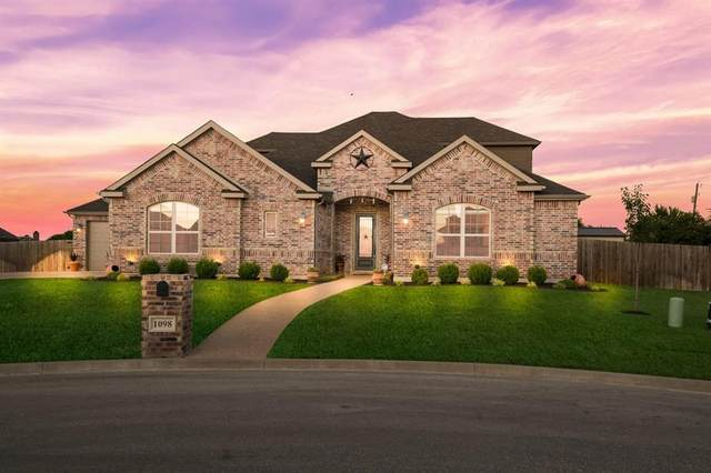 1098 Hesselridge Drive, Hewitt, TX 76643 (MLS #14364635) :: The Chad Smith Team
