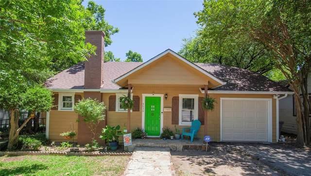 9030 San Benito Way, Dallas, TX 75218 (MLS #14364784) :: Robbins Real Estate Group