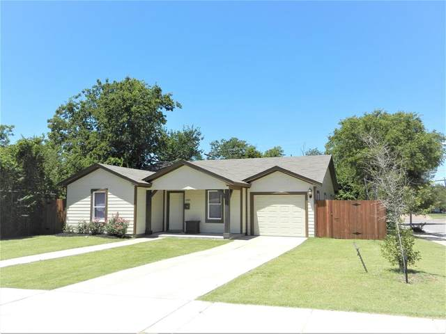 2400 Cass Street, Fort Worth, TX 76112 (MLS #14364817) :: Team Tiller