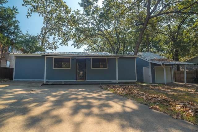 115 Cottonwood Trail, Gun Barrel City, TX 75156 (MLS #14365032) :: The Kimberly Davis Group