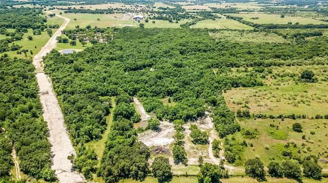 TBD Strawhorn Lane, Poolville, TX 76487 (MLS #14365060) :: The Kimberly Davis Group