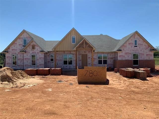 780 Heathington Road, Weatherford, TX 76066 (MLS #14365061) :: Real Estate By Design