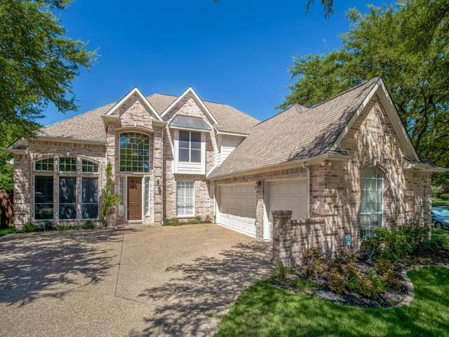1207 Granger Drive, Allen, TX 75013 (MLS #14365090) :: The Kimberly Davis Group