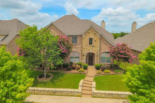 13448 Stanmere Drive, Frisco, TX 75035 (MLS #14365204) :: The Rhodes Team