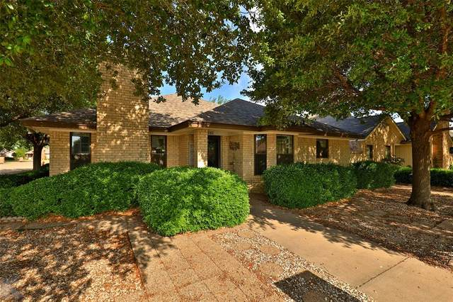 2502 Sunnibrook Court, Abilene, TX 79601 (MLS #14365246) :: The Mitchell Group