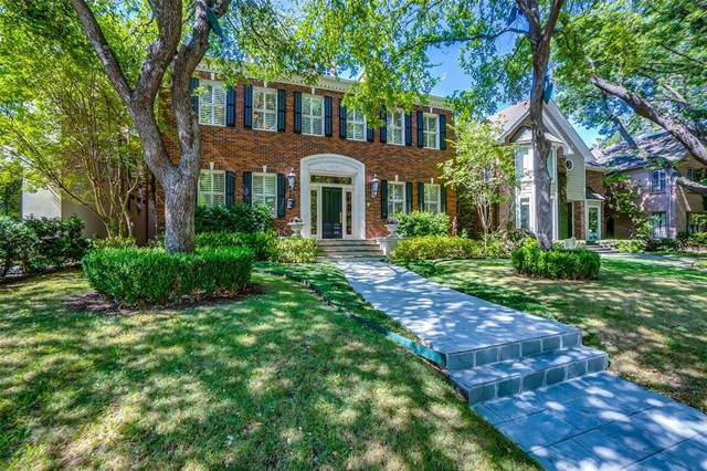 3214 Princeton Avenue, Highland Park, TX 75205 (MLS #14365450) :: Potts Realty Group