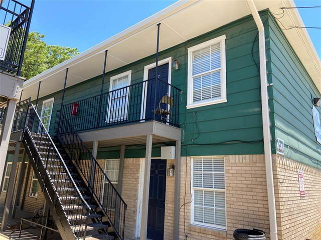 2532 Charlotte Street B, Denton, TX 76201 (MLS #14365454) :: The Mitchell Group