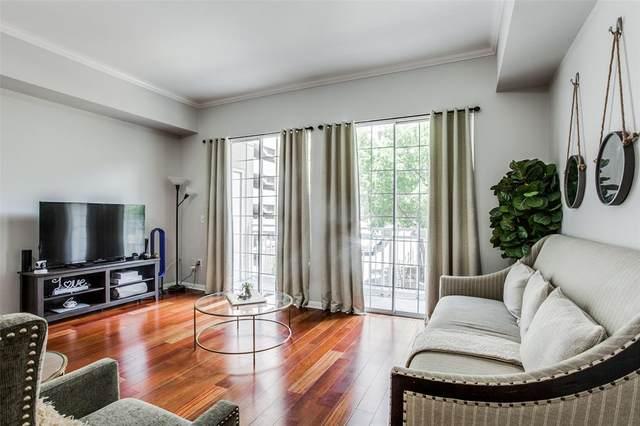 3225 Turtle Creek Boulevard #306, Dallas, TX 75219 (MLS #14365506) :: Results Property Group