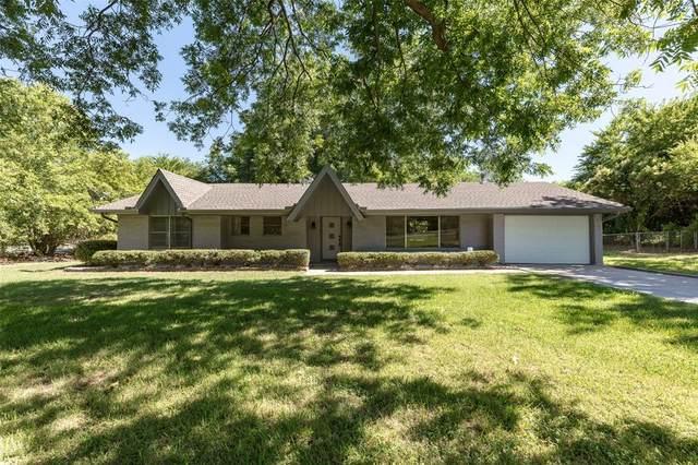 1512 E Bankhead Drive, Weatherford, TX 76086 (MLS #14365516) :: Tenesha Lusk Realty Group
