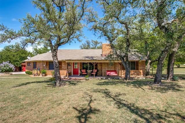 117 Sosebee Bend Road, Weatherford, TX 76088 (MLS #14365633) :: Real Estate By Design