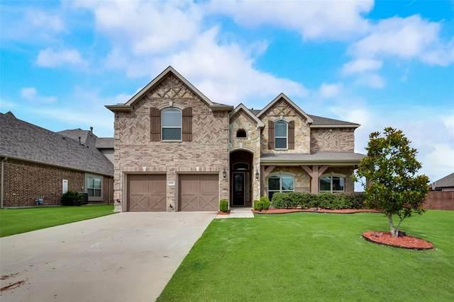 1332 Canary Lane, Forney, TX 75126 (MLS #14365673) :: The Paula Jones Team | RE/MAX of Abilene