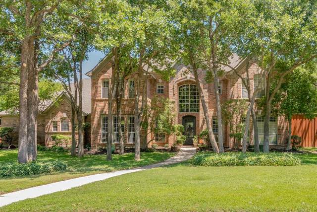 1802 Redwing Court, Southlake, TX 76092 (MLS #14365728) :: The Mitchell Group