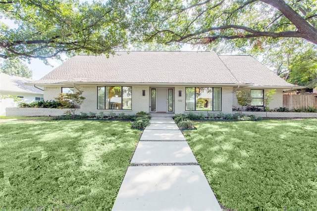 7212 Glendora Avenue, Dallas, TX 75230 (MLS #14365789) :: Team Tiller