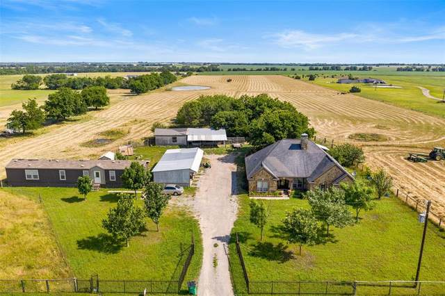 1640 Fm 814, Trenton, TX 75490 (MLS #14365808) :: Baldree Home Team